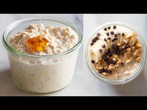 Everything you Need to Know About Overnight Oats