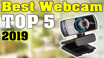 TOP 5: Best Webcam in 2019