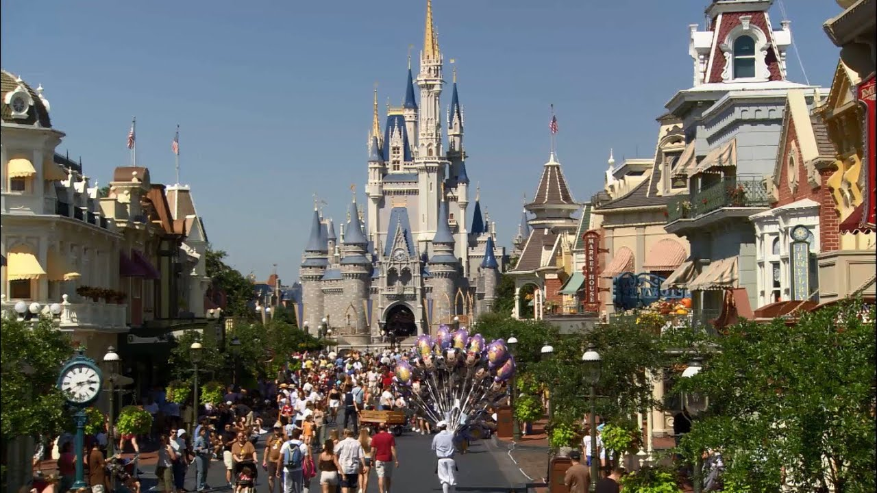 Top 5 Hidden Things in Walt Disney World