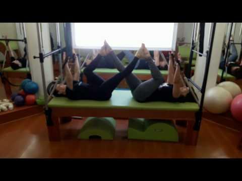 Pilates Ana Galvão 52 Cadillac e Solo