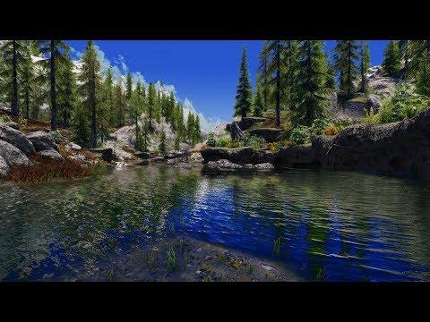 Skyrim SE Ultra Modded 2019 | Sounds Of Nature