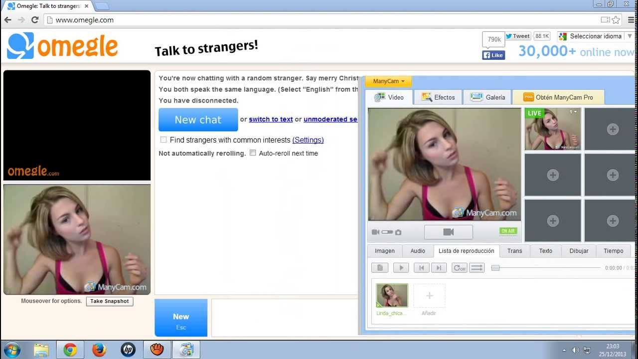 Best omegle