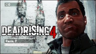 Dead Rising 4 Gameplay Walkthrough - SAME FRANK, NEW TRICKS!! + IMPRESSIONS
