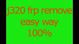 Video samsung j320h and j320f bypass google acount  remove frp download MP3, 3GP, MP4, WEBM, AVI, FLV Agustus 2018