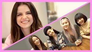 What's BLACKPINK's favorite Selena Gomez song? | Radio Disney