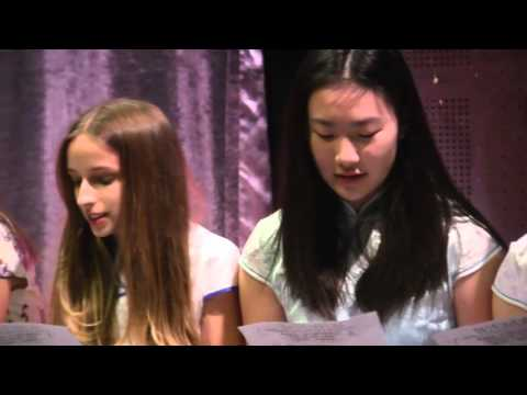Hangzhou CIS CNY Gala 2016 杭州汉基春节联欢晚会 part2