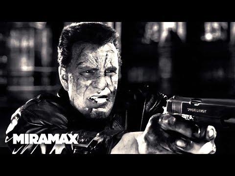 Sin City   'Sneak Attack' (HD)   Bruce Willis, Jessica Alba, Rosario Dawson   2005