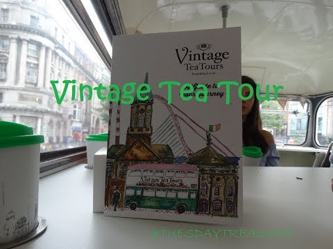 Travel Around: Dublin with Vintage Tea Tour #TuesdayTreasure