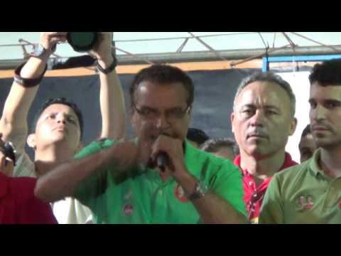 [VÍDEO] DISCURSO DE HENRIQUE ALVES EM COMÍCIO EM SANTA CRUZ