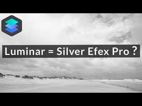 Luminar ersetzt Silver Efex Pro 2