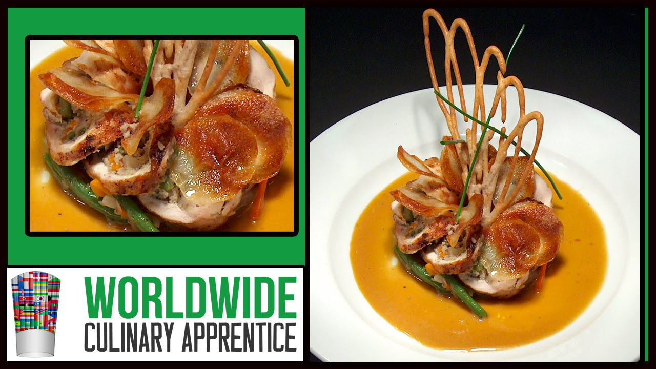 15 Ways to Plate Chicken - Food Plating - Food Decoration - Food Garnishes - Food Arts - YouTube & 15 Ways to Plate Chicken - Food Plating - Food Decoration - Food ...