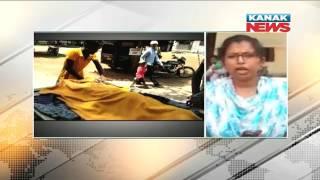 Odisha man carries dead son on trolley rickshaw from hospital