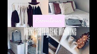 Wohnungstour | MEINE ERSTE EIGENE WOHNUNG! ▹ Zaramiraa