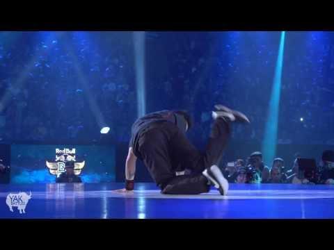 WING vs HONG10 SEMI Red Bull BC One 2013 in Seoul KOREA | YAK FILMS + RBBC1