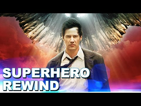 Superhero Rewind: Constantine Review