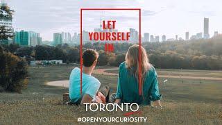 Let Yourself In | Toronto | Tourism Toronto