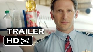 Larry Gaye: Renegade Male Flight Attendant Official Trailer 1 (2015) - Stanley Tucci Movie HD