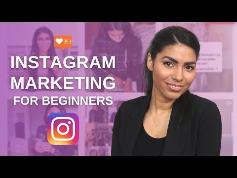 Social Media Marketing for Beginners: Instagram