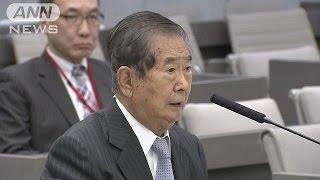 豊洲市場への移転問題を調査する都議会の百条委員会の証人喚問で、石原...