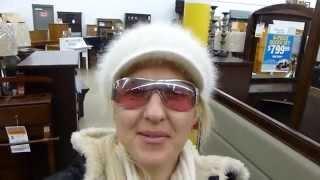 Vlog: Американский мебельный магазин(, 2014-01-18T00:17:05.000Z)