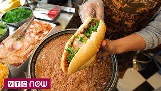 Tiệm bánh mì của người Việt trên đất Mỹ