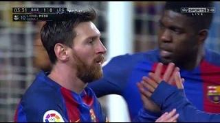 Barcelona vs Leganés 2-1 All Goals & Highlights 19.02.2017 | Resumen y goles