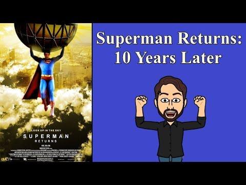 Superman Returns: Film Analysis # 4 (Part One)