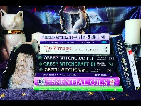 Witchy Book Haul 🔮📚  Volume 3 ✨