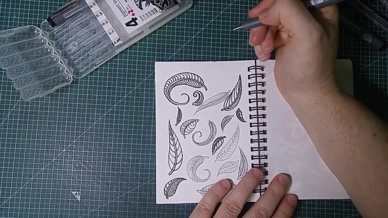 Art Journal With Me!