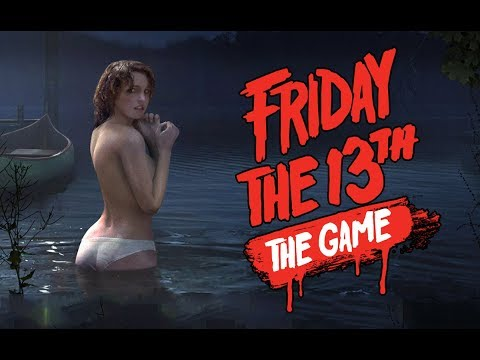 Friday The 13th: The Game - ПОКЕР НА РАЗДЕВАНИЕ (СЮЖЕТНАЯ КАМПАНИЯ) #3