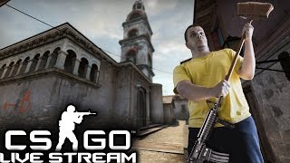 CS:GO - Live Stream