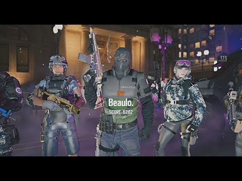 Vigil Is Nuts -  Rainbow Six Siege