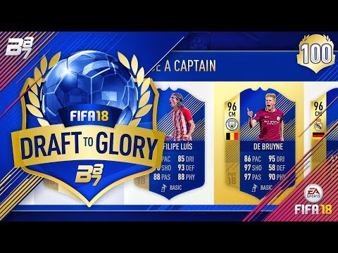 SUPER TRIO! | FIFA 18 DRAFT TO GLORY #100