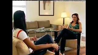 Encontro de musas do volei: a ex-jogadora Leila Barros entrevista Jaqueline Carvalho