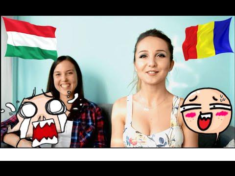 The language challenge: Ep1. Romanian vs Hungarian