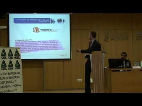 Reputación y comercialización on line -Ricardo Fernández, Abogado Tourism & Law