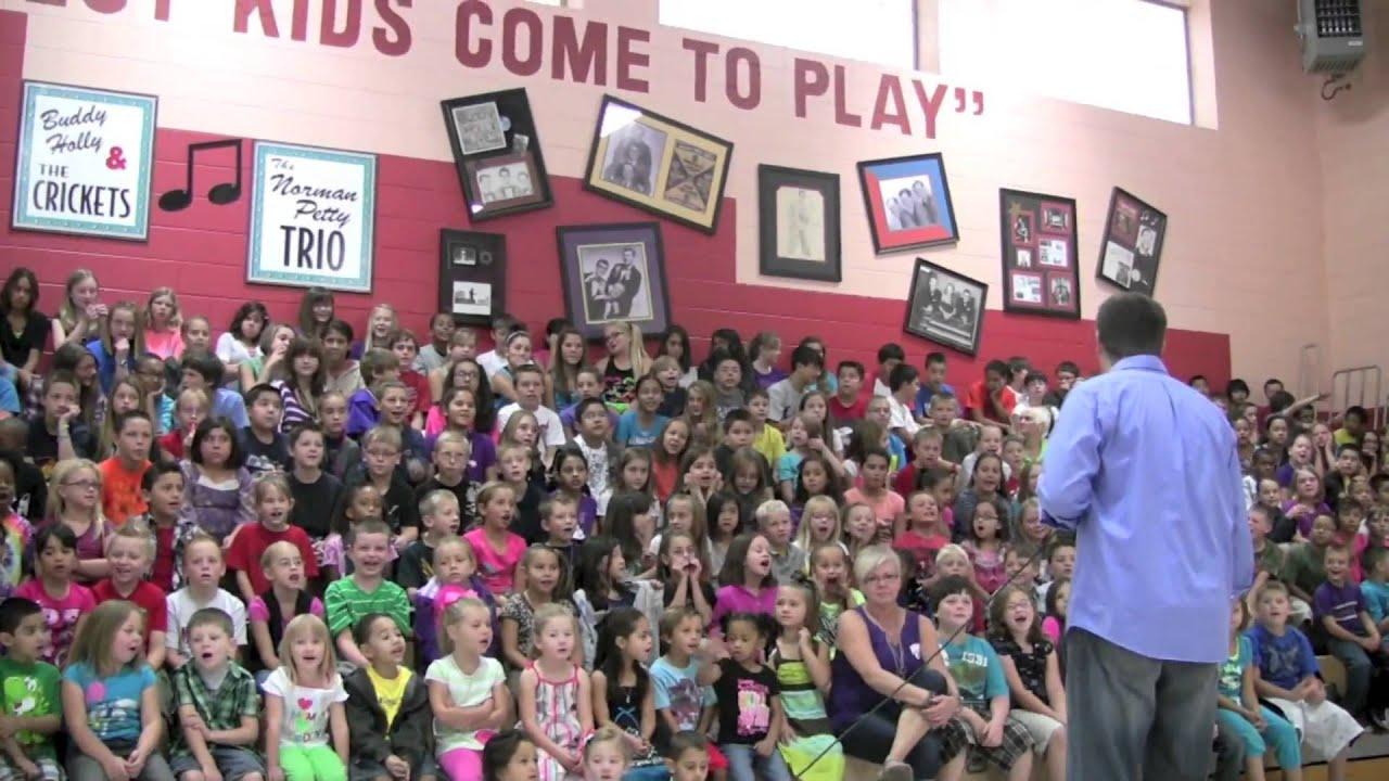 Abolish Chronic Truancy Mesa Elementary Visit Spring