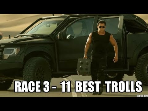 Race 3 (2018) 701 Interesting Facts|...