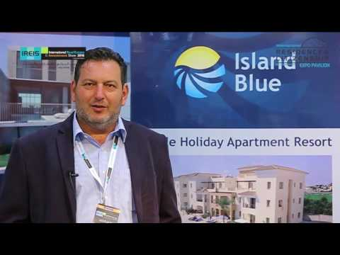 Andros Tsokkas, Director, Island Blue - Citizenship Expo at IREIS 2016