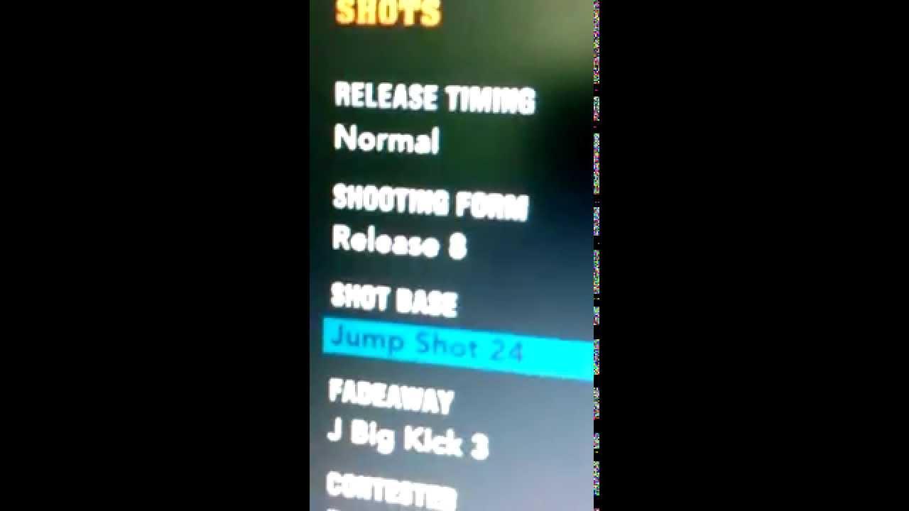 NBA 2K14:Russell Westbrook Jump Shot - YouTube