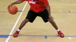 how to dribble faster basketball moves