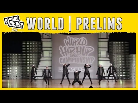 Version-1 Elite - South Africa (Varsity) at the 2014 HHI  World Prelims