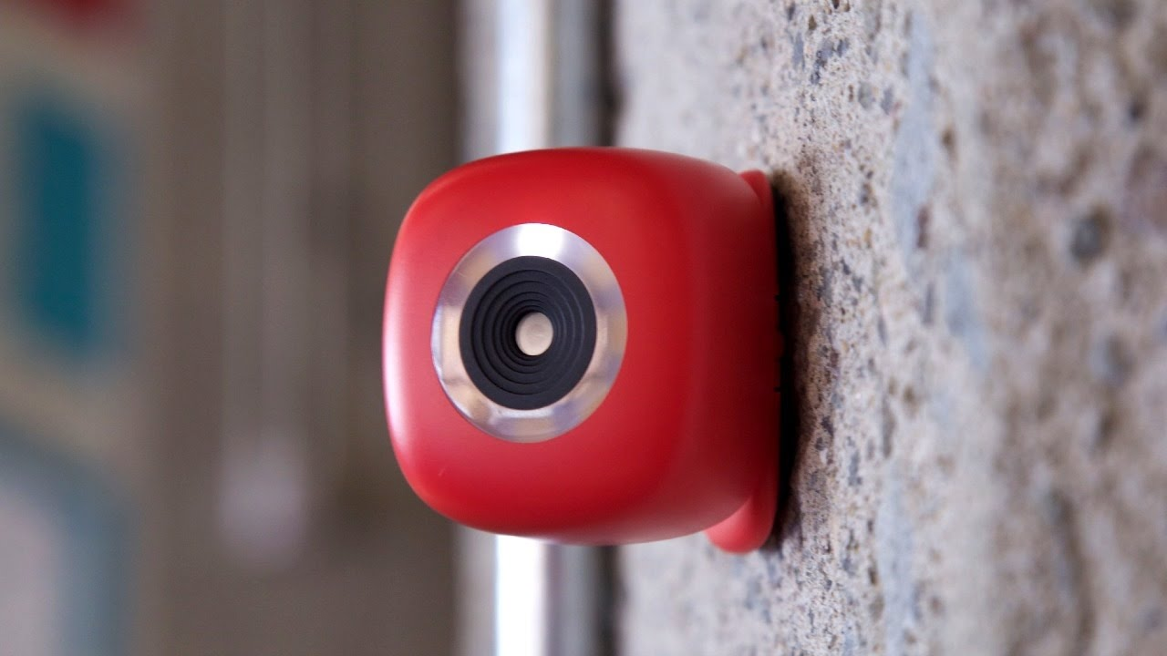 Trendy Techz The first stick and shoot camera from Podo