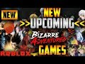 *NEW* UPCOMING BIZARRE ADVENTURES GAMES | NEW GAMES TO COME | MY HERO, NARUTO, BLEACH,  AND MORE
