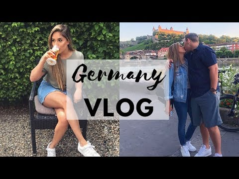 GERMANY + NETHERLANDS TRAVEL VLOG 2018 | Come with me!