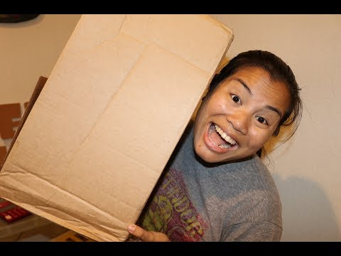 What's In The Box?! - [Toys