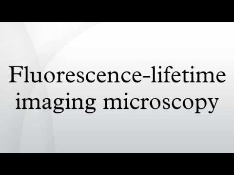 Fluorescence-lifetime imaging microscopy