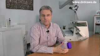 Nasendusche: Wie man sie richtig anwendet und was sie nützt - HNO Ratgeber Dr. Draws