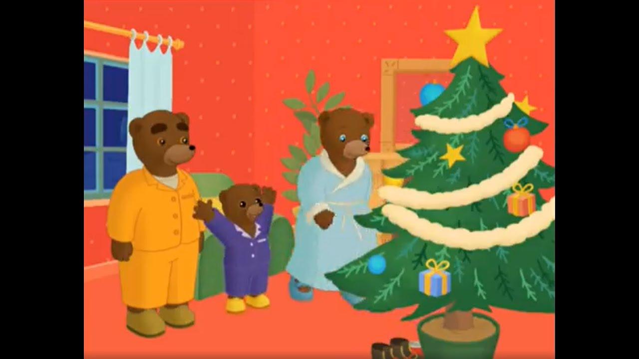 Joyeux Noel Petit Ours Brun.Compilation Speciale Noel 15min De Petit Ours Brun Youtube
