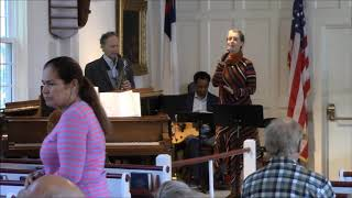 Willie Sordillo Quartet - October 13, 2019 at the Federated Church of Orleans, Cape Cod, MA